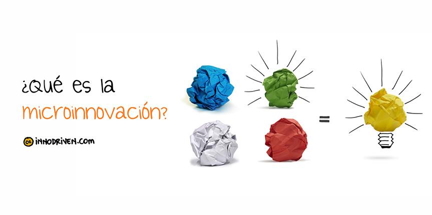 ¿Qué es la microinnovación?