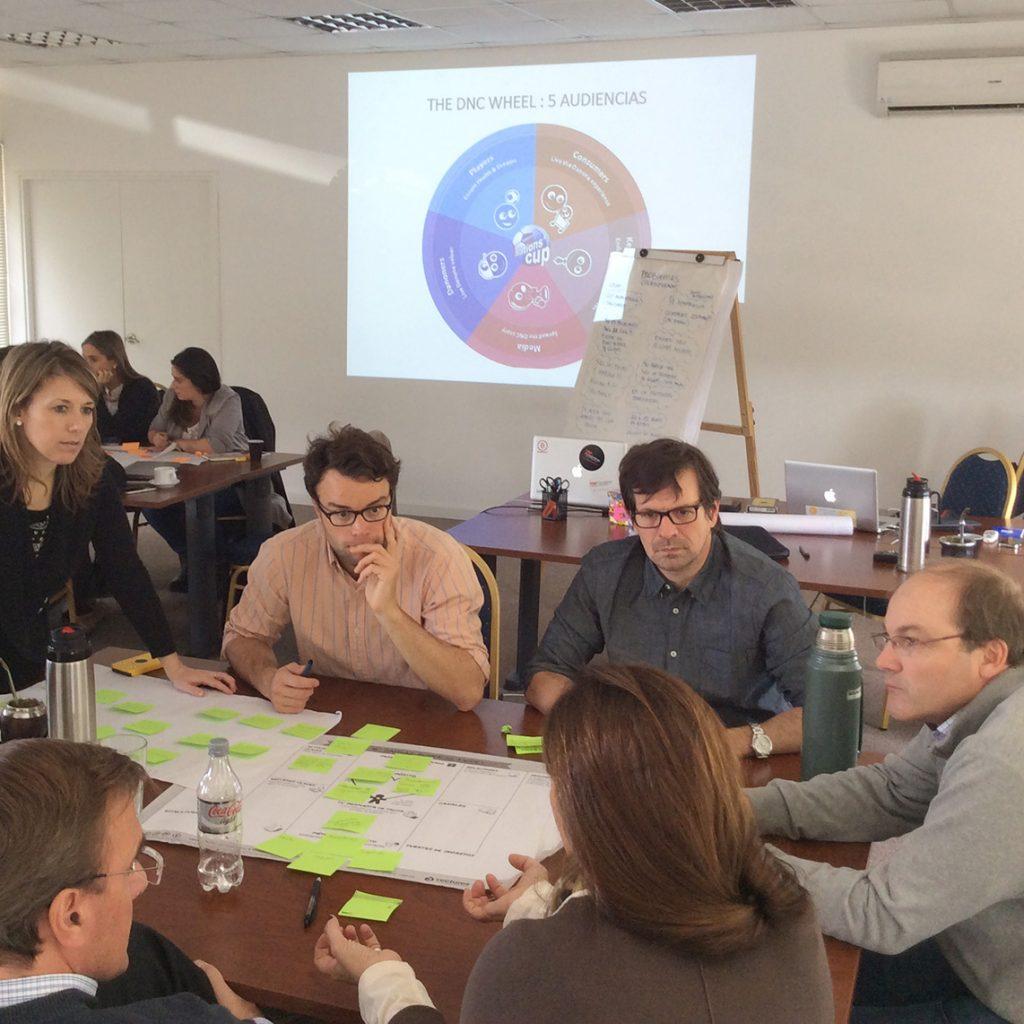 Danone Purpose Design Thinking Workshop